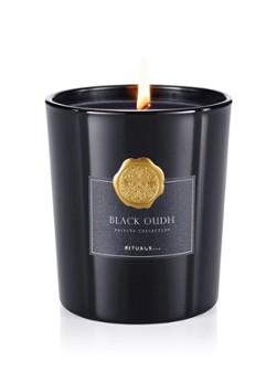 Rituals Black Oudh geurkaars