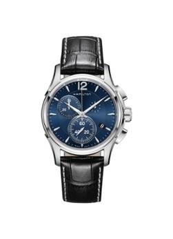 Hamilton Jazzmaster Chrono Quartz horloge H