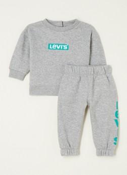 Levi's Babyset met sweater en joggingbroek 2-delig
