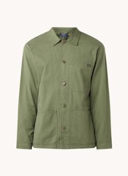 Ralph Lauren Classic fit utility overshirt