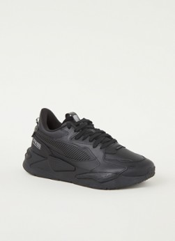 Puma RS-Z Lth sneaker met leren details