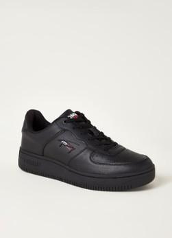 Tommy Hilfiger Sneaker met leren details en logo