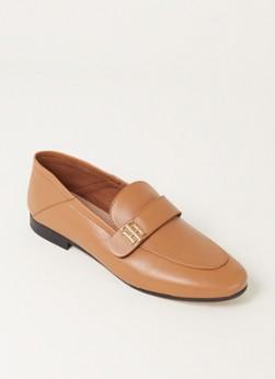 Tommy Hilfiger Loafers Essentials Leather Bruin online kopen