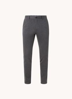Incotex Slim fit pantalon met steekzakken en stretch