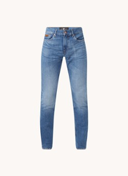 For All Mankind Ronnie slim fit jeans met stretch