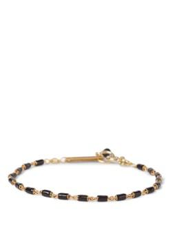 Casablanca armband met zwarte details
