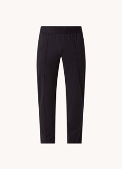 Emporio Armani Slim fit pantalon met steekzakken