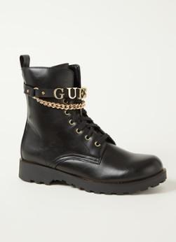 Guess Boots en enkellaarsjes Zwart online kopen