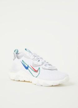 Nike React Vision sneaker met logo