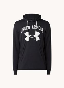Under Armour Trainingshoodie met logo