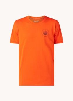 Under Armour Trainings T-shirt met HeatGear