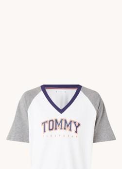 Tommy Hilfiger Slipdress met spaghettibandjes