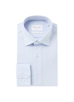 Michaelis Slim fit strijkvrij overhemd van katoen