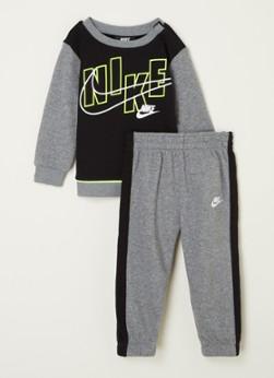Nike Trainingspak met sweater en joggingbroek 2-delig