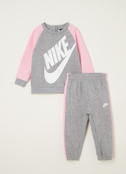 Nike Babyset met sweater en joggingbroek