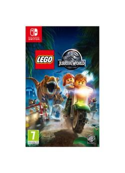 Warner Bros LEGO Jurassic World Game- Nintendo Switch