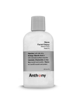 Anthony Glycolic Facial Cleanser - reinigingslotion