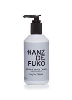 Hanz de Fuko Invisible Shave Cream - scheergel