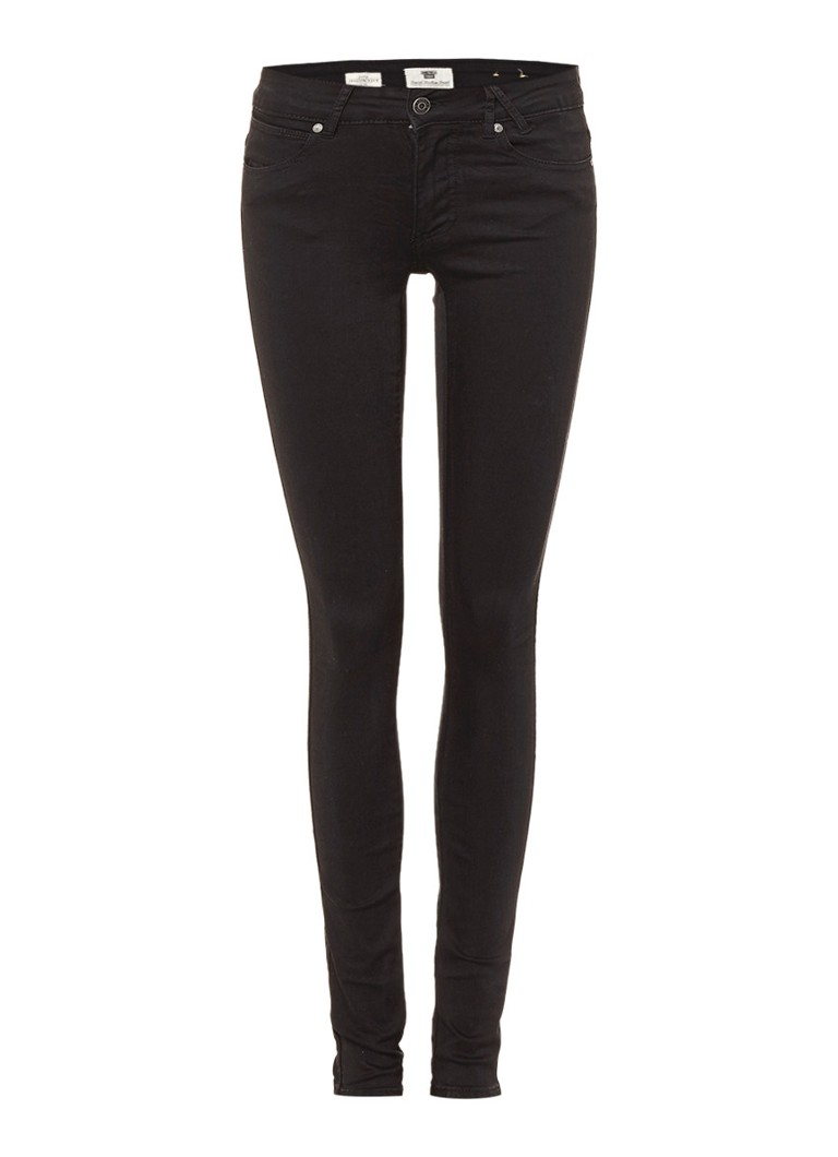 America Today Jane high waist skinny jeans met stretch