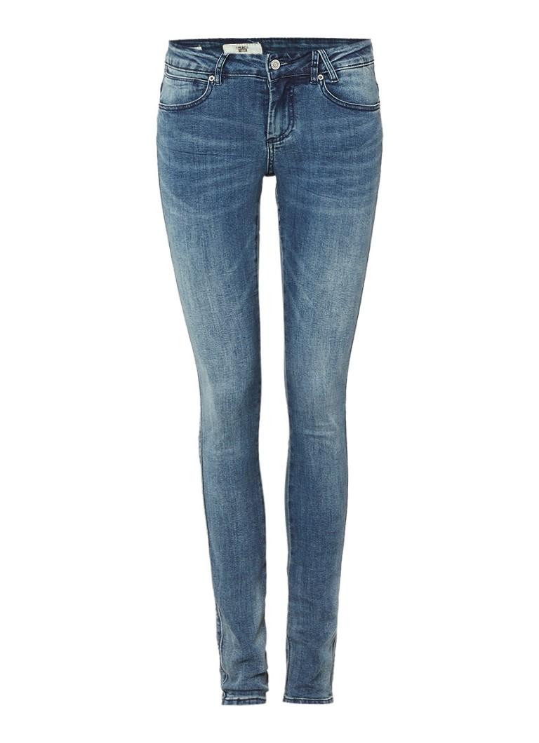 America Today Jane high waist skinny jeans met stretch