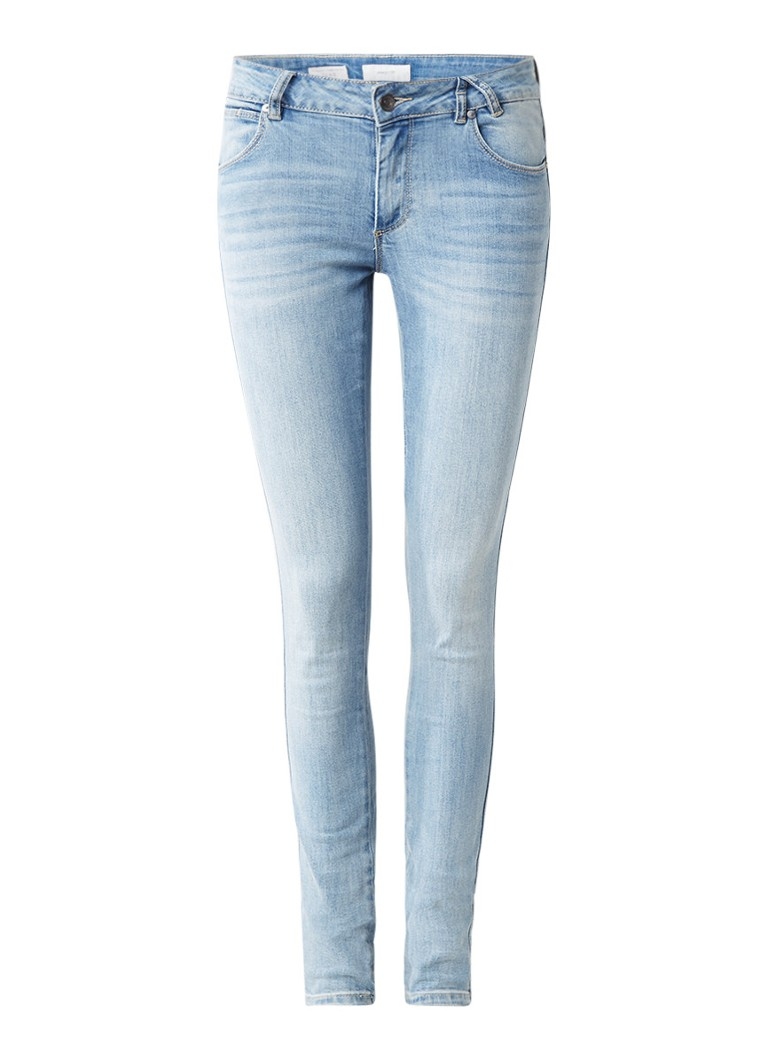 America Today Jane mid waist super skinny fit jeans