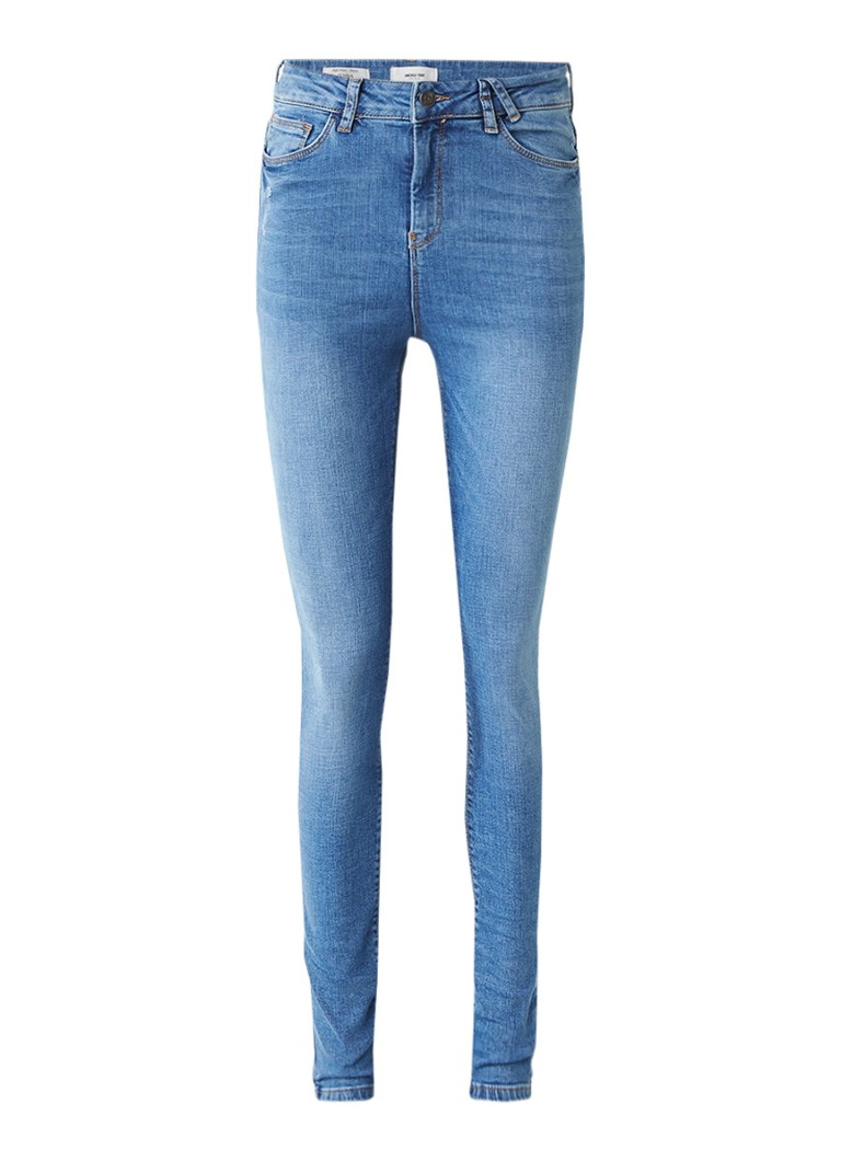 America Today Jenna high rise skinny fit jeans