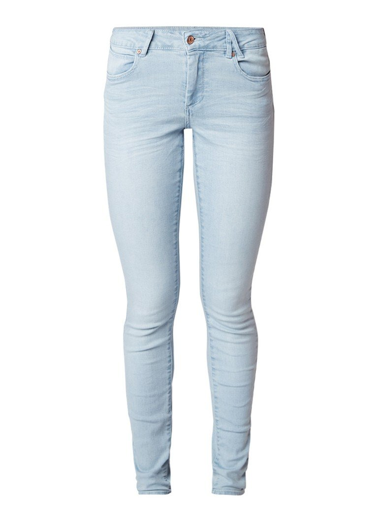 America Today Jane mid rise skinny fit jeans met stretch