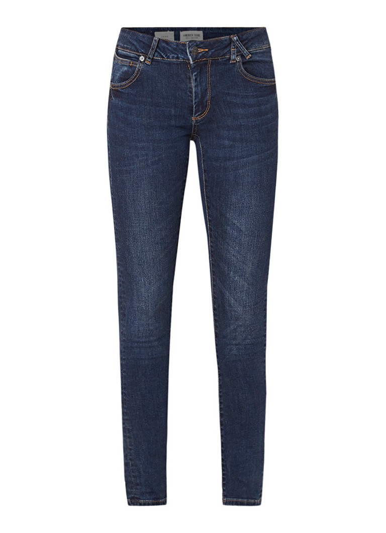America Today Jane mid rise super skinny fit jeans
