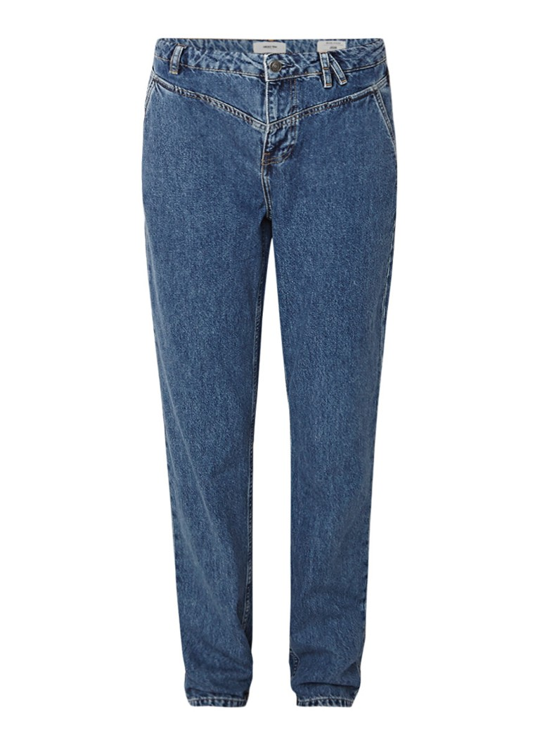 America Today Jadan Y high rise mom jeans met medium wassing