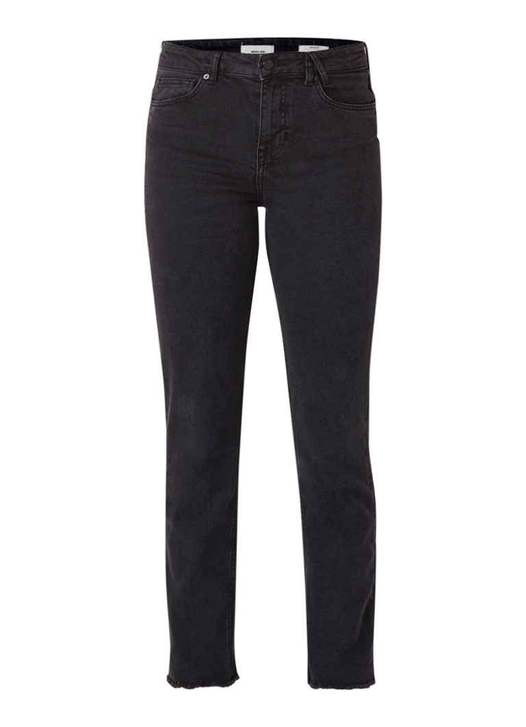 America Today July high rise straight fit jeans met stretch