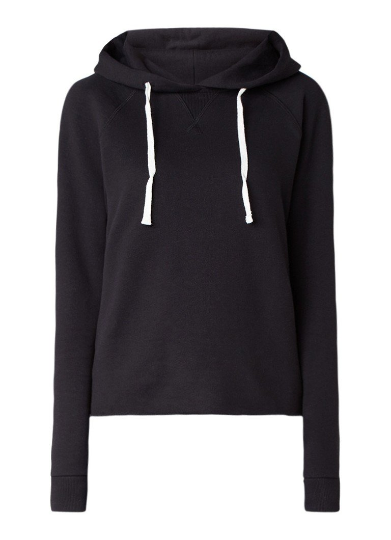 America Today Stevie oversized cropped hoodie
