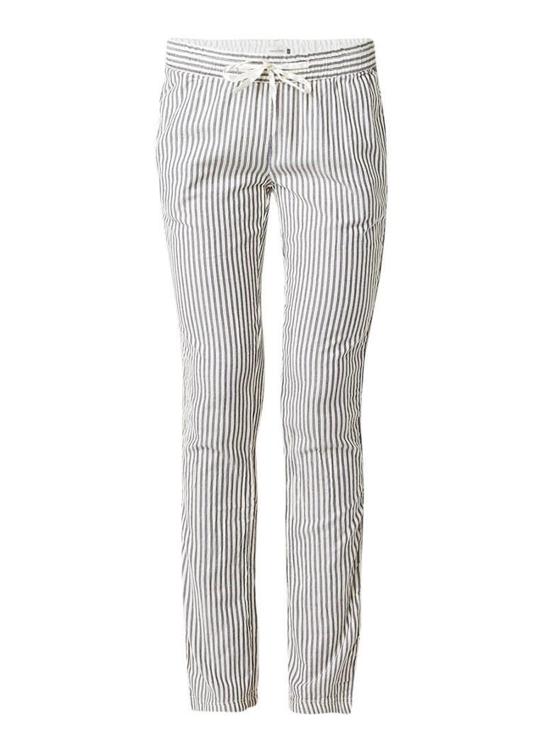 America Today Labelle pyjamabroek met streepdessin