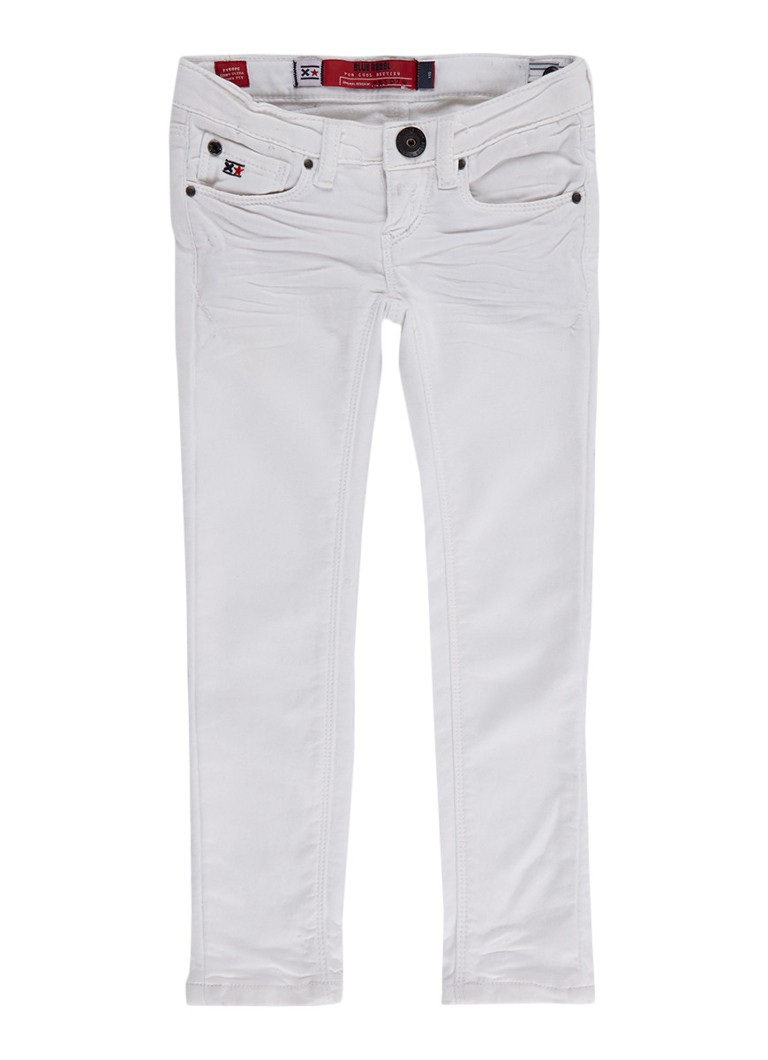 Blue Rebel Pyrope ultra skinny fit jeans met lichte wassing