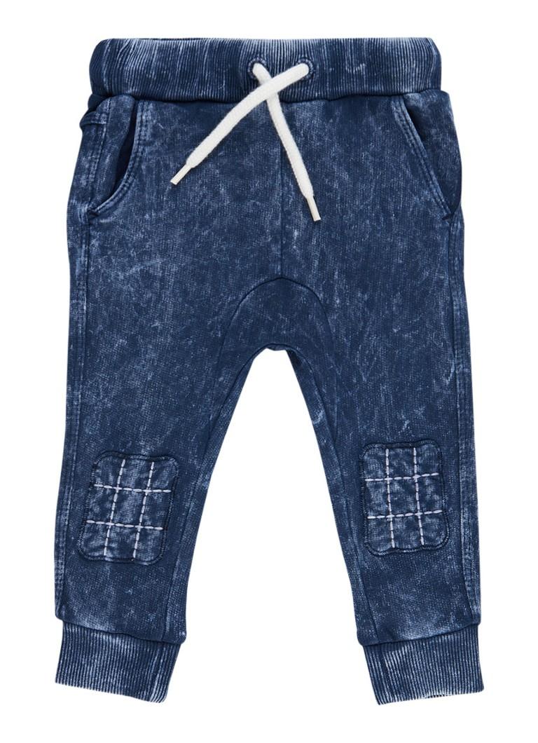 Image of Noppies Wakef sweatpants met verwassen look