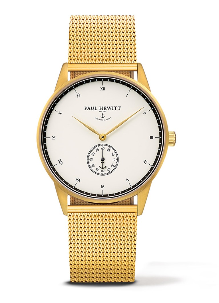 Paul Hewitt Horloge Signa PH-M1-G-W-4M