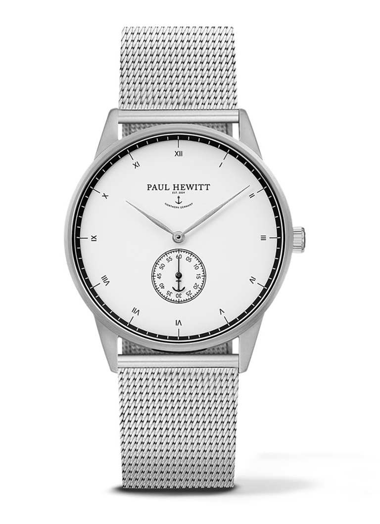 Paul Hewitt Horloge Signa PH-M1-S-W-4M