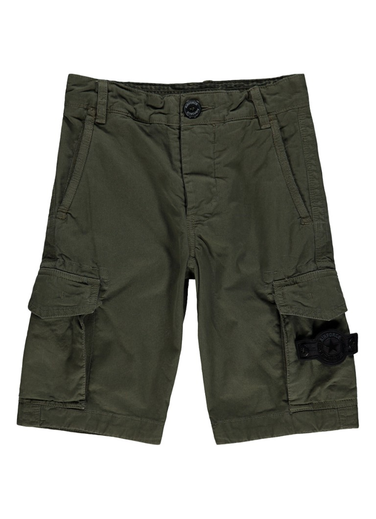 Airforce Cargo shorts met