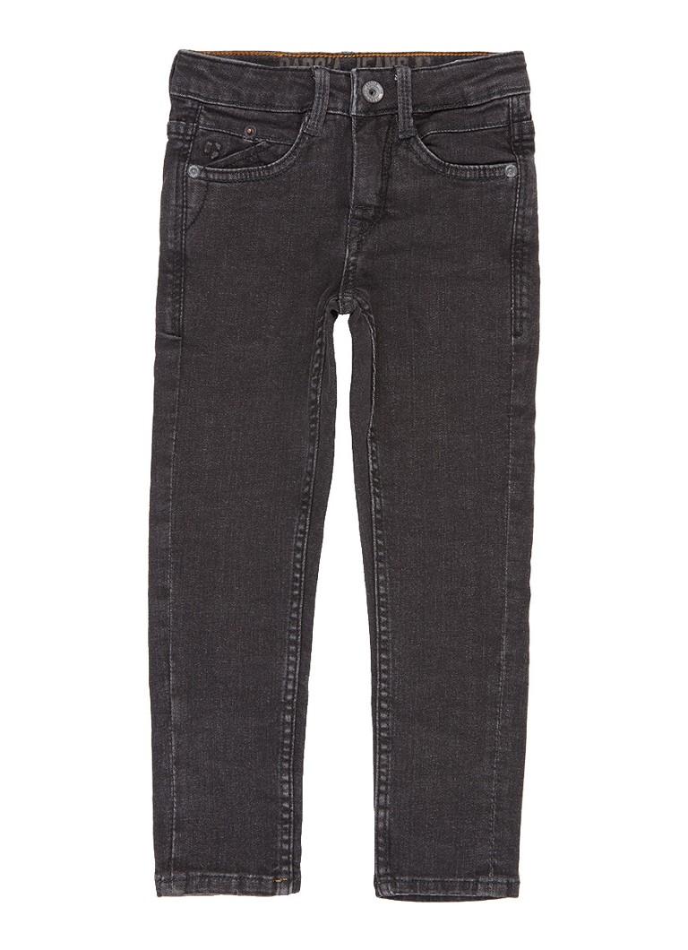 Garcia Jeans Xandro slim fit jeans met donkere wassing