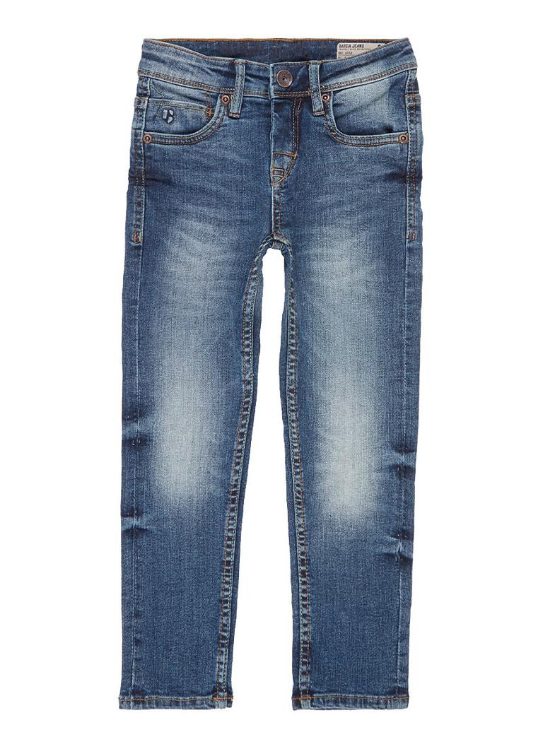Garcia Jeans Tavio slim fit jeans met medium wassing