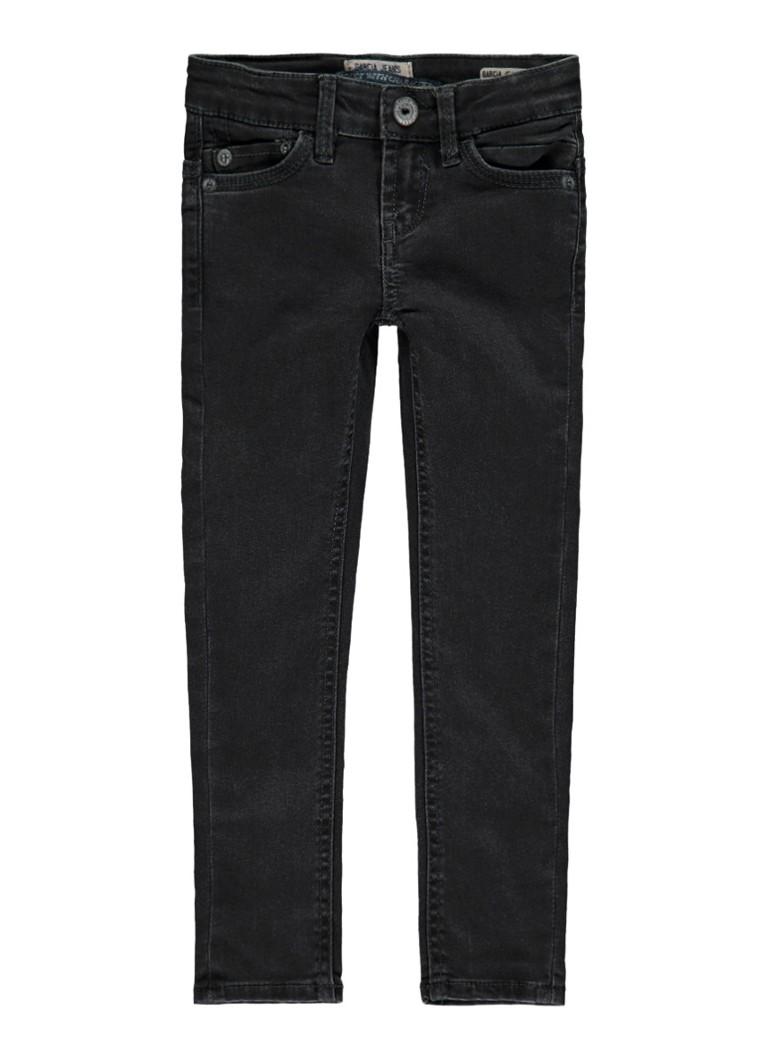 Garcia Jeans Sara super slim fit jeans donkere wassing