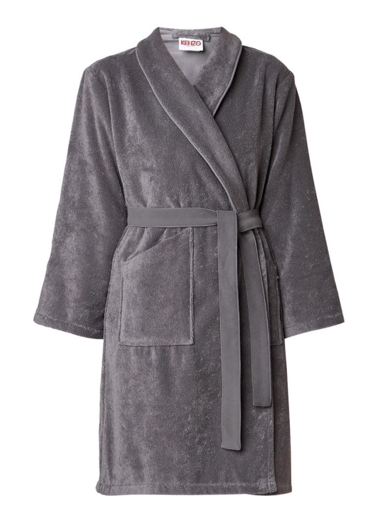KENZO Iconic badjas van katoen