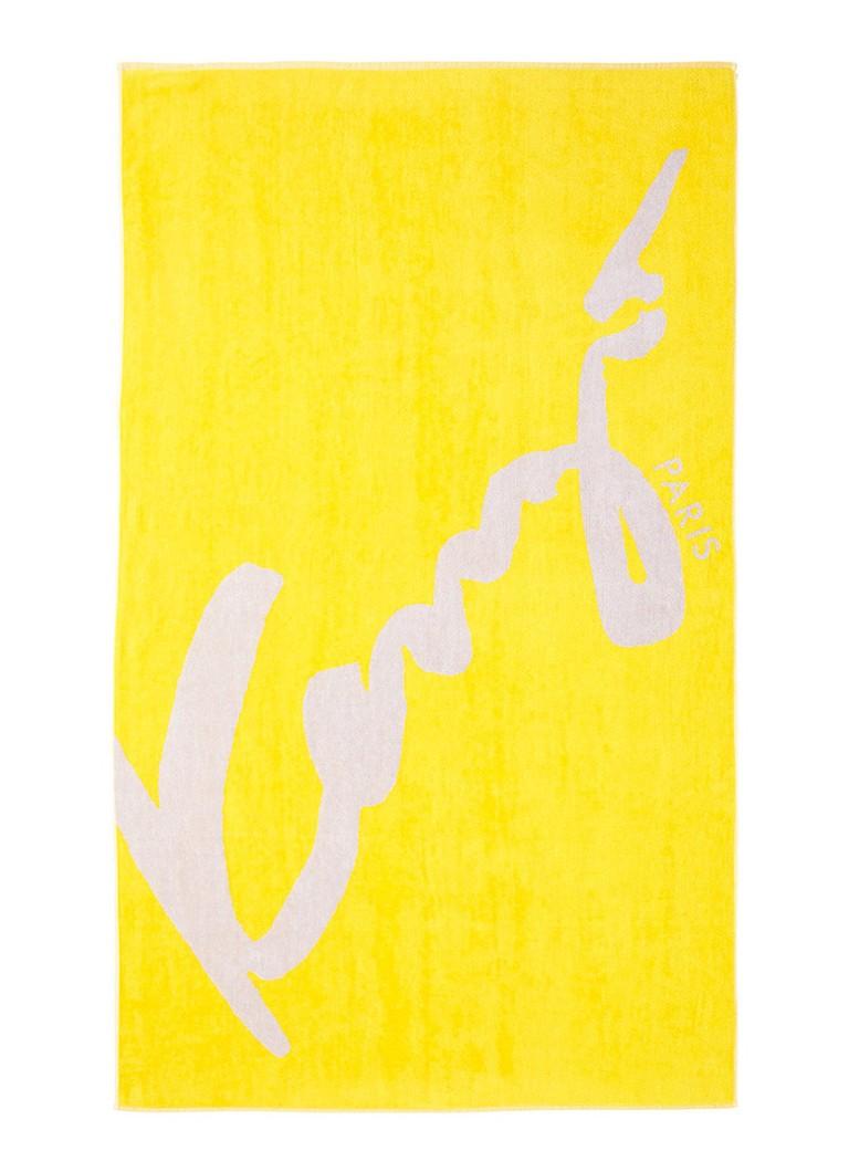 KENZO Signe strandlaken 90 x 160 cm