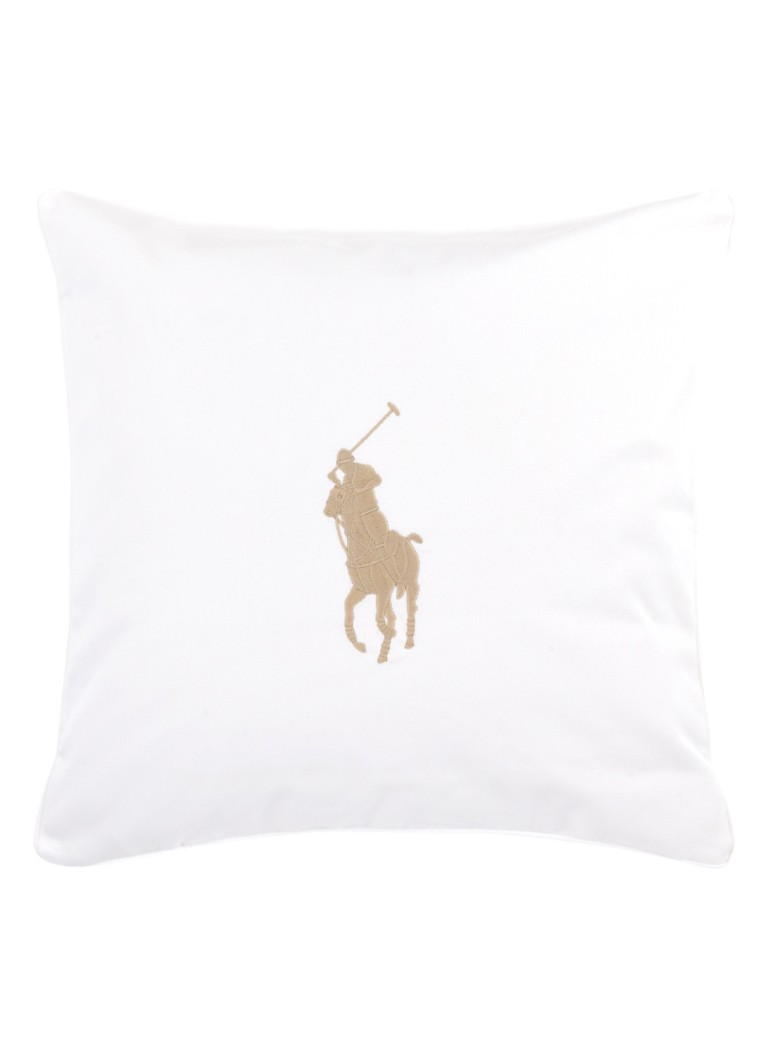 Ralph Lauren Pony sierkussenhoes 50 x 50 cm