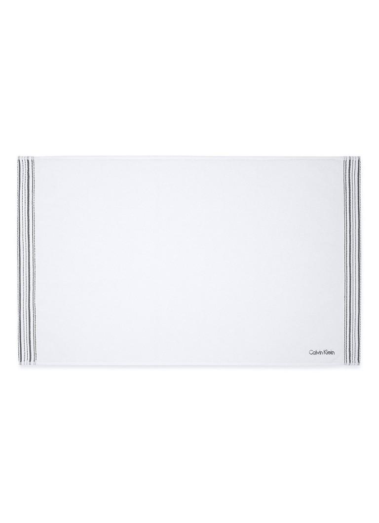 Calvin Klein Riviera badmat 50 x 80 cm
