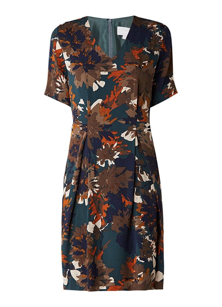 InWear Montana A-lijn jurk met dessin multicolor