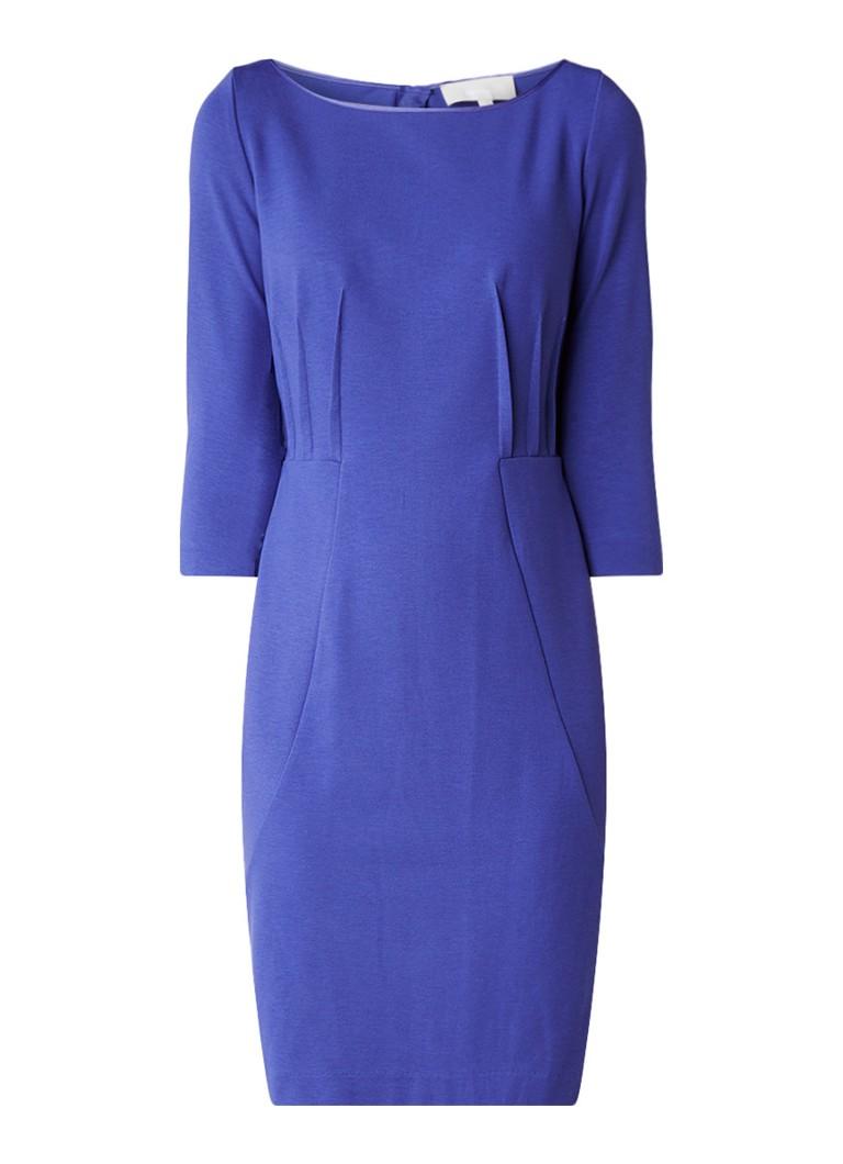 InWear Bagulio jersey jurk met siernaden paars