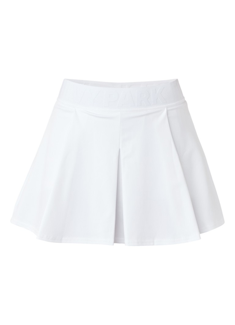 Jurken en rokken Ivy Park Tennisrok met binnenbroek Wit
