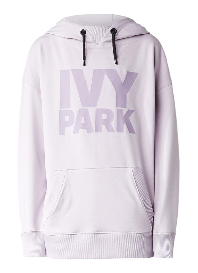 IVY PARK Hoodie met logoprint