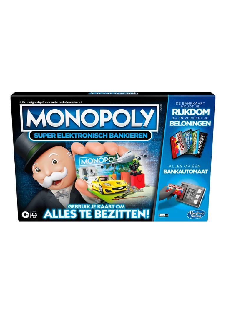 Hasbro MONOPOLY elektronisch bankieren (NL)