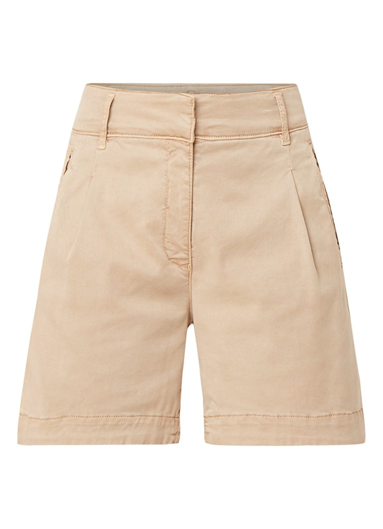 Marc Aurel Chino straight fit shorts